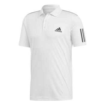adidas CLUB 3STR POLO, muška polo majica za tenis, bijela
