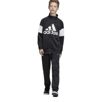 adidas YB TS BOS, dječija trenerka, crna