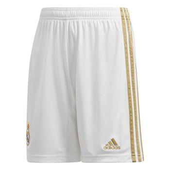 adidas REAL H SHO Y, dječije golmanske pantalone, bijela