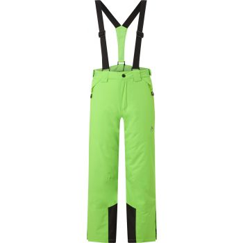 McKinley EDDIE JRS, dječije pantalone za skijanje, zelena