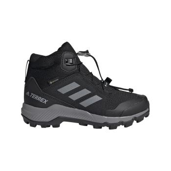 adidas TERREX MID GTX K, dječije planinarske cipele, crna