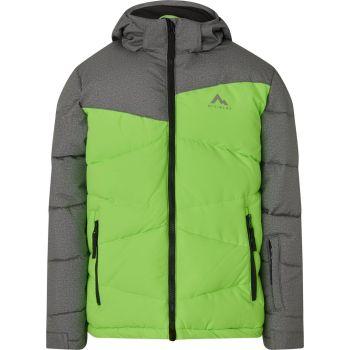 McKinley EGON JRS, dječija jakna za skijanje, zelena