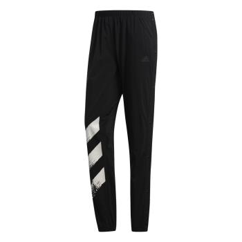 adidas DECODE PANT M, muški donji dio trenerke za trčanje, crna