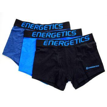 Energetics ENERGETIC 3-SET, muški donji veš gaće, plava