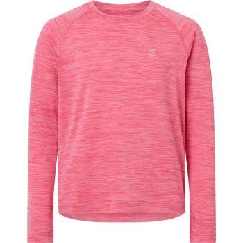 Energetics EN RYLUNGI II JRS, dječija majica dugi rukav za trčanje, roza
