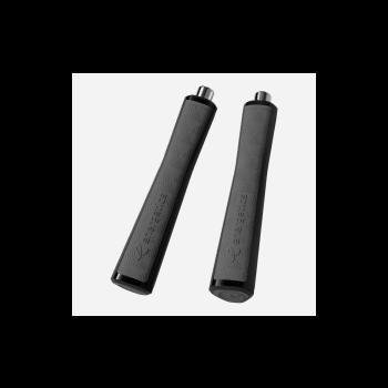 Energetics MAGNETIC POWER JUMP ROPE HANDLE, ručka za vijaču, crna