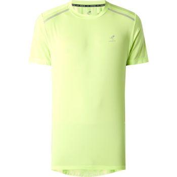Energetics AINO II UX, muška majica za trčanje, zelena