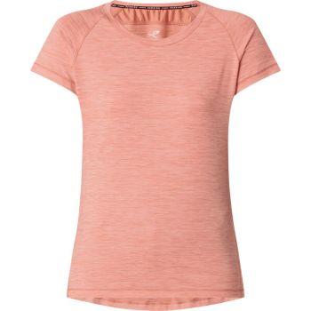 Energetics EEVI II WMS, ženska majica za trčanje, crvena
