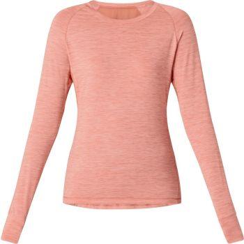 Energetics EEVA II WMS, ženska majica dugi rukav za trčanje, narandžasta