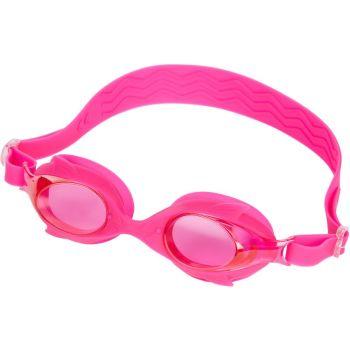 Energetics SHARK PRO KIDS, dječije naočare za plivanje, roza