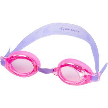 Energetics TEMPO PRO JR, dječije naočare za plivanje, roza