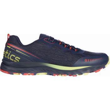Energetics ZYROX TRAIL AQB M, muške patike za trail trčanje, crvena