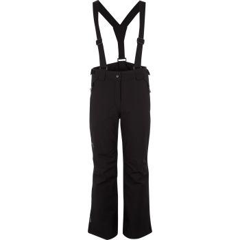 McKinley EVA GLS, dječije pantalone za skijanje, crna