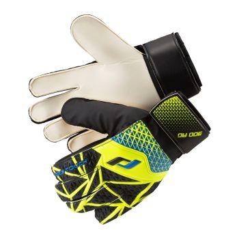 Pro Touch FORCE 300 AG, golmanske rukavice za fudbal, crna