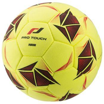Pro Touch FORCE INDOOR, indoor lopta za fudbal, crna
