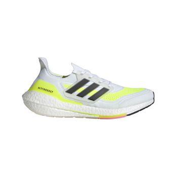 adidas ULTRABOOST 21, muške patike za trčanje, bijela