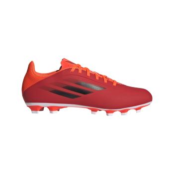 adidas X SPEEDFLOW.4 FXG, muške kopačke za fudbal (fg), crvena