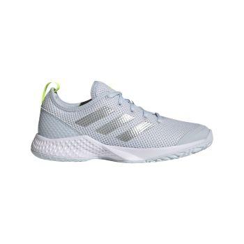 adidas COURT CONTROL W, ženske patike za tenis, bijela