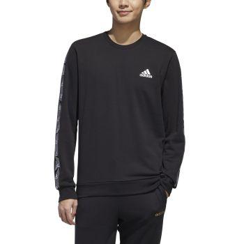 adidas M E TPE SWT, muški duks za fitnes, crna
