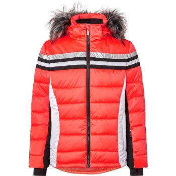McKinley GIULIANA GLS, dječija jakna za skijanje, crvena