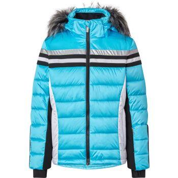 McKinley GIULIANA GLS, dječija jakna za skijanje, plava