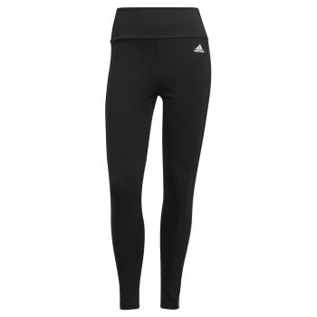 adidas W 3S 78 TIG, ženske 7/8 helanke za fitnes, crna