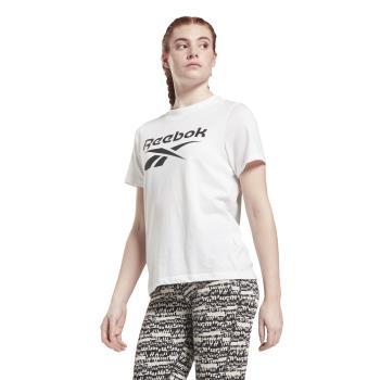Reebok RI BL TEE, ženska majica, bijela