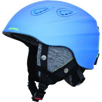 Alpina GRAP 2.0, kaciga skijaška, plava
