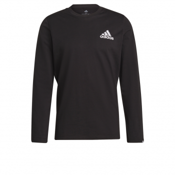 adidas M SPRY LS T, muška majica dugi rukav, crna