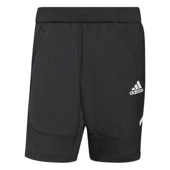 adidas AERO WARRI SHO, muški šorc za fitnes, crna