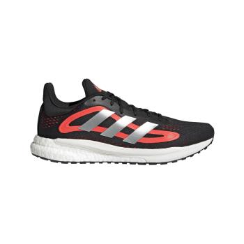 adidas SOLAR GLIDE 4 M, muške patike za trčanje, crna