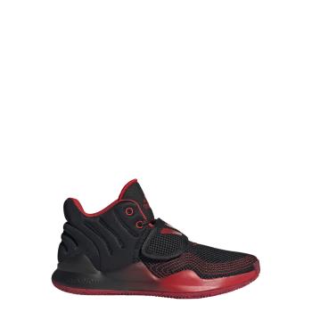 adidas DEEP THREAT PRIMEBLUE J, dječije patike za košarku, crna