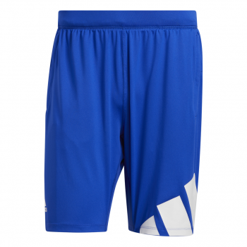 adidas 4K 3 BAR SHORT, muški šorc za fitnes, plava