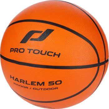 Pro Touch HARLEM 50, lopta za košarku, narandžasta