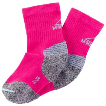 McKinley HIKORY JRS, dječije čarape za planinarenje, roza