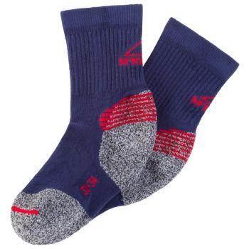 McKinley HIKORY II KIDS, dječije čarape za planinarenje, plava