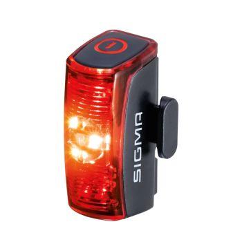 Sigma INFINITY USB REAR LIGHT, zadnje svijetlo za bicikl, crna