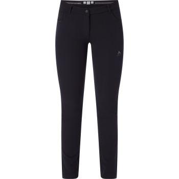 McKinley JUNO II WMS, ženske pantalone za planinarenje, crna