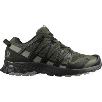 Salomon XA PRO 3D V8, muške patike za trail trčanje, zelena