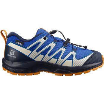 Salomon XA PRO 3D V8 CSWP J, dječije cipele za planinarenje, plava