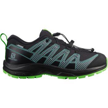 Salomon XA PRO 3D V8 CSWP J, dječije cipele za planinarenje, crna