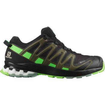 Salomon XA PRO 3D V8 GTX, muške patike za trail trčanje, crna