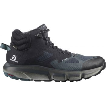 Salomon PREDICT HIKE MID GTX, muške planinarske cipele, crna