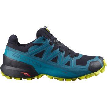 Salomon SPEEDCROSS 5 GTX, muške patike za trail trčanje, plava