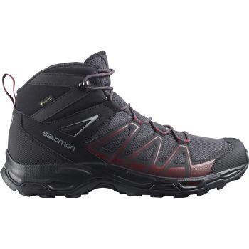 Salomon ROBSON MID GTX, muške planinarske cipele, siva