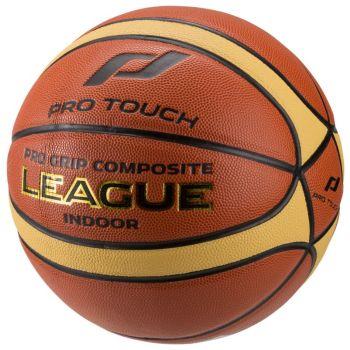 Pro Touch LEAGUE, lopta za košarku, crna