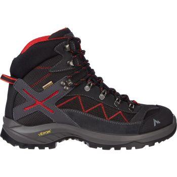 McKinley MAGMA MID II AQX M, muške planinarske cipele, siva