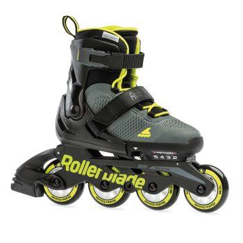 Rollerblade MAXX, dječiji roleri, siva
