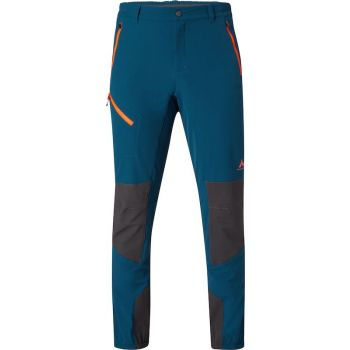 McKinley BEIRA MN, muške pantalone za planinarenje, plava