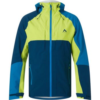 McKinley RINNO UX, muška jakna za planinarenje, plava